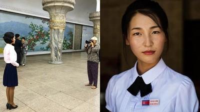 攝影師鏡頭下的「北韓素人美女」,笑得再燦爛不行嘛