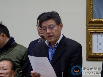 被母勸阻 林榮德退選KMT黨主席