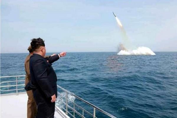 南韓情報指出,北韓最高領導人金正恩已對發出指示,要求厚植對南韓發動恐攻的力量。。(圖/翻攝自網路)