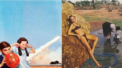 戰爭、拜金與貧窮 藝術家另類表現手法諷刺世界