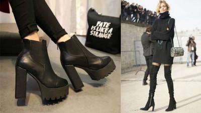 女人們別亂穿靴子!先看腿型再找出適合妳款式