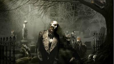 屍體入葬後被挖出 灌入「巫毒粉」重返人間變喪屍