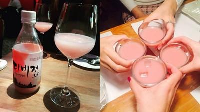 韓國行的粉紅誘惑!不來口水蜜桃小米酒怎能回去呢