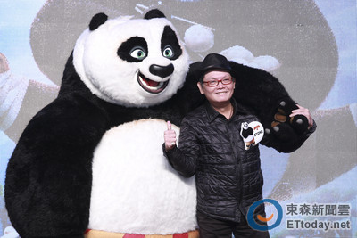 「周星馳分身」獻聲《功夫熊貓3》 石班瑜秀星爺笑聲