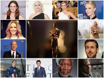 2016奧斯卡頒獎人、表演嘉賓出爐!這些影帝后都會出席
