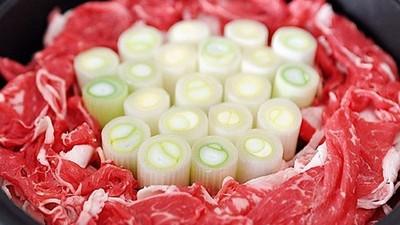 日本超夯「站高高蔥牛鍋」,料理白癡也會做(°﹃°)