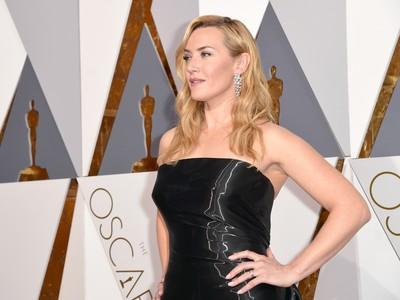 奧斯卡/女星紅毯5怪! 凱特溫絲蕾套「黑色垃圾袋」