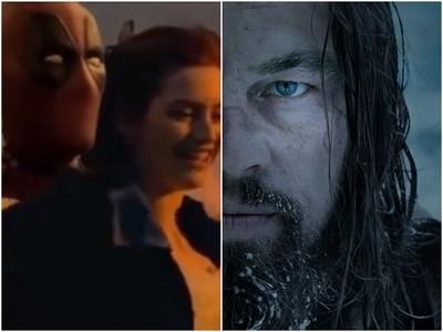 死侍亂入《鐵達尼》! 一刀砍下李奧納多腦袋搶走蘿絲