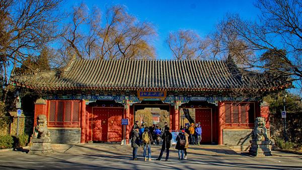 北京大學。(圖/翻攝自維基百科)