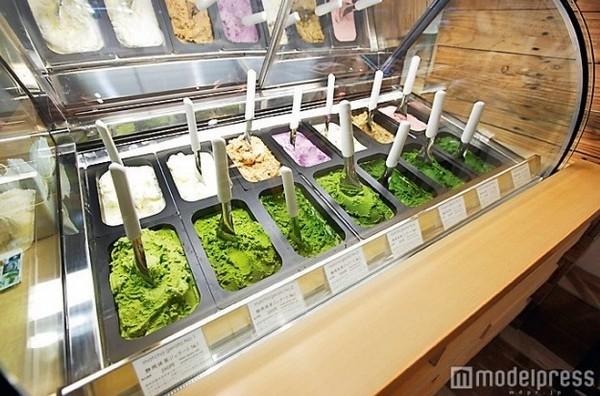 東京淺草推7種濃度抹茶冰淇淋 挑戰「世界最濃抹茶」