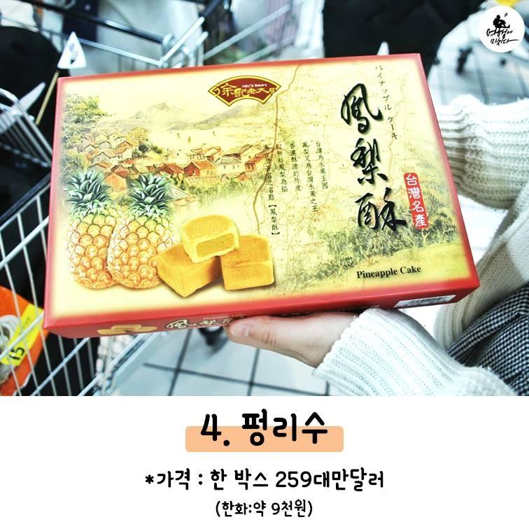 韓人來台必掃10「家樂福」清單,有些連我都沒買過
