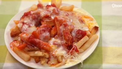 薯條美味倍增4招!我願為焗烤蕃茄起司醬放下一切