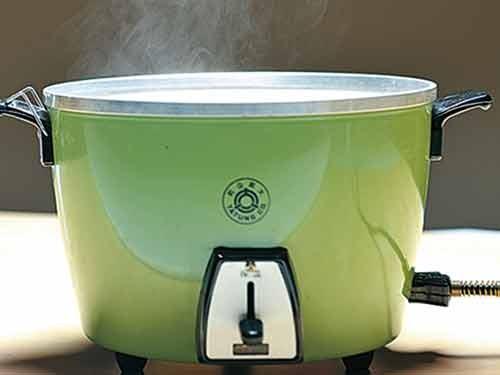康健雜誌/譚敦慈:自來水蒸飯會致癌?電鍋、電磁爐迷思一次破解