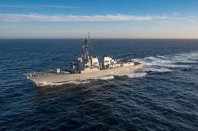 美軍南海「灰色地帶」策略增加