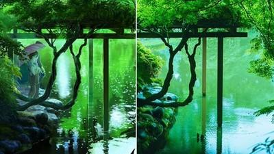 新海誠動畫背景如相片般細膩..什麼!原來真的是相片啊