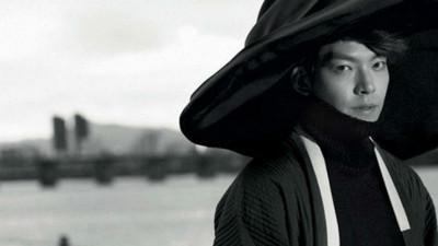 韓系男子大衣新選擇!看宇彬歐巴時尚又傳統多耀眼壓❤