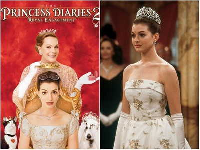 安海瑟薇等了11年! 蜜亞公主回鍋《麻雀變公主3》