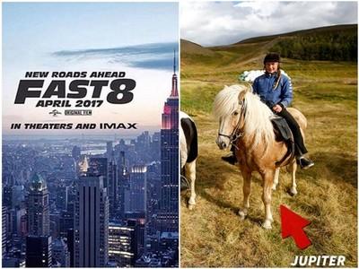 《玩命關頭8》冰島片場出意外 馬被「冰山」擊中喪命