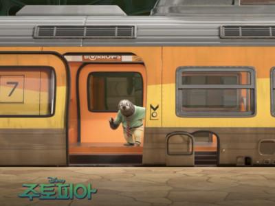 《動物方城市》樹懶又回來了!搭電車糗「一直坐過站」