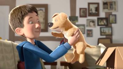 溫暖人心小動畫《三腳狗》,背後有同理也有洋蔥