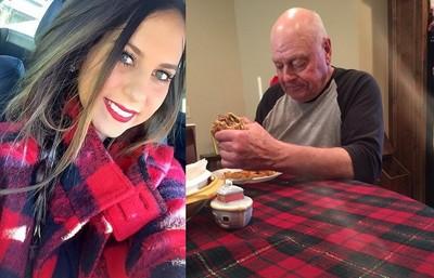 爺做了12個漢堡給我們…大學生一張照惹10萬網友鼻酸