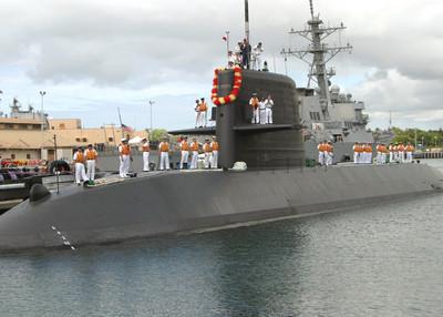 日防衛省計畫打造超過10公尺無人潛艦