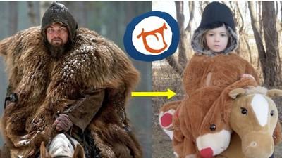 萌娃主演奧斯卡大片 每張都好笑到凍未條!