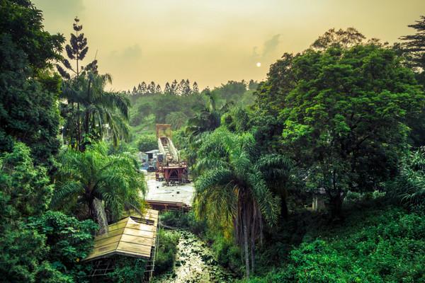 曾入選全球10大恐怖樂園 亞哥花園成廢墟後..更添神秘色彩