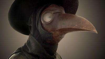 瘟疫醫生的鳥嘴面具不是模仿死神,有中世紀的科學根據