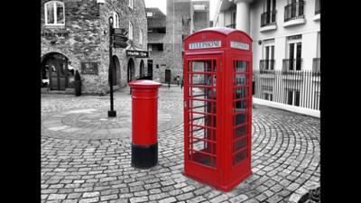 紅色電話亭即將走入歷史?英國都不英國了啦QQ