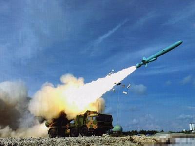 鷹擊62射程4百公里 攻擊範圍含台