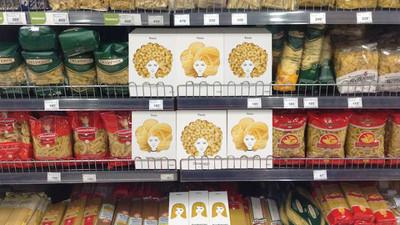 全球最熱銷的義大利麵!包裝稍微不一樣就贏了