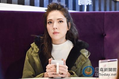 專訪/許瑋甯談「親眼看阿公摔下樓梯」 瞬間淚崩