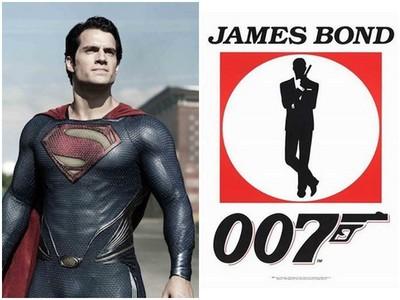 「超人」亨利卡維爾:我很想演007詹姆士龐德!