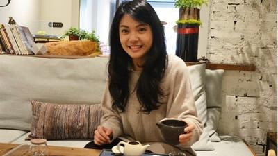 隱身永康商圈時尚茶館 正妹老闆示範:喝茶也能很潮