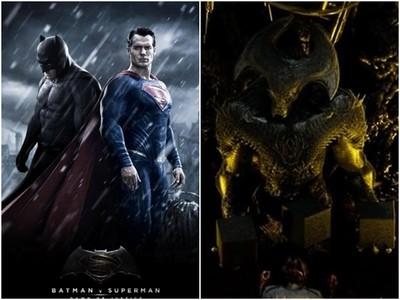 《蝙蝠俠對超人》刪剪片段流出 DC超級反派現身!