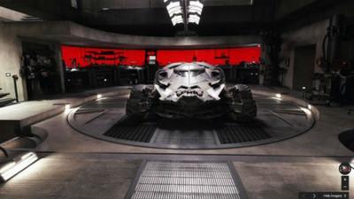 Google街景帶你擅闖「蝙蝠俠基地」!放心這不犯法