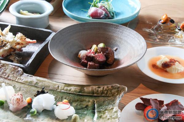 美福飯店日本料理餐廳4/2開放桌席割烹 每位3800元