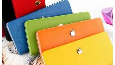 【遊戲】從皮夾顏色看潛在個性,想變成錢人就用..