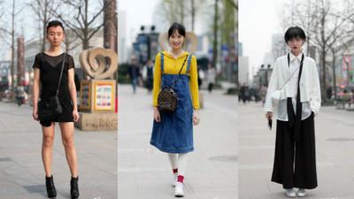 中國時尚度飆升中?模仿→自我風格的進化!