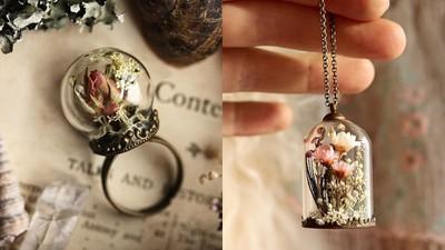 把最美留給你!「花戒指」封印一段專屬我的美麗故事