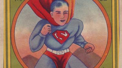 上海小混混「中國版超人」 別懷疑,DC官方真要推!