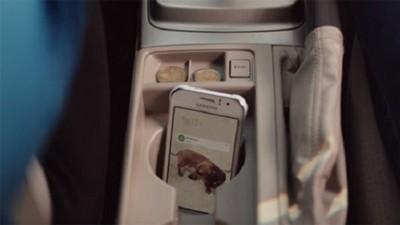 如何阻止駕駛開車用手機?第一步請充滿愛意伸出手..