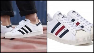 球鞋就要舊舊的才對味!adidas Superstar 80s新登場