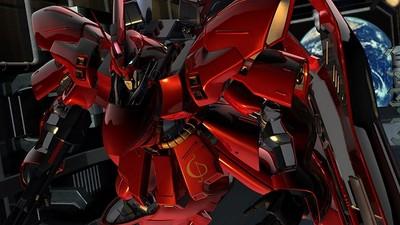 紅色、有角、三倍速!「紅色彗星」夏亞歷代駕機整理