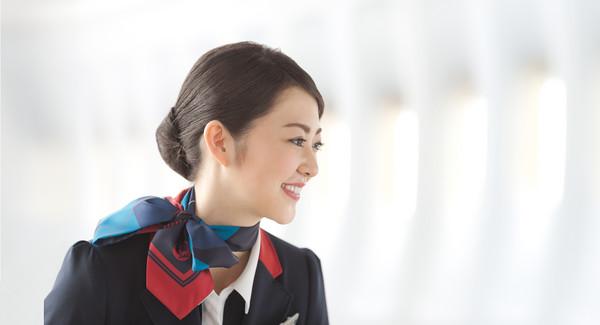 睽違9年,日本航空來台招聘空服員。(圖/取自日航官網)