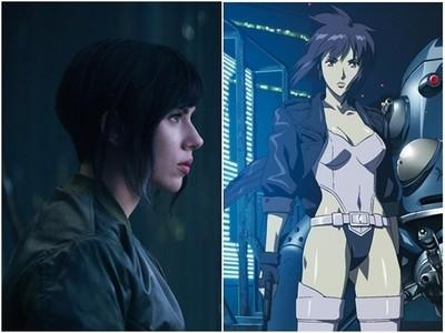 歧視亞裔女星? 史嘉蕾演日本動漫《攻殼機動隊》惹議