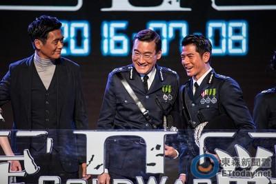北京電影節影帝齊聚!郭富城、梁家輝、周潤發帥度PK