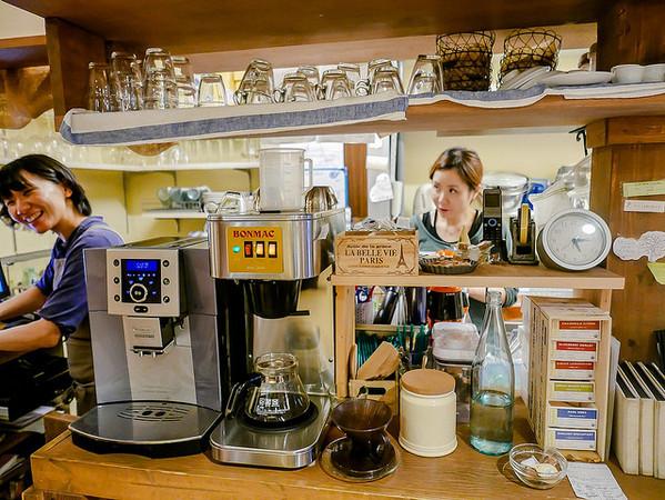 日本夢幻「樹屋」咖啡廳!厚燒鬆餅、每日限定蛋糕