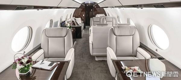 鴻海,郭台銘,灣流G650ER,私人飛機